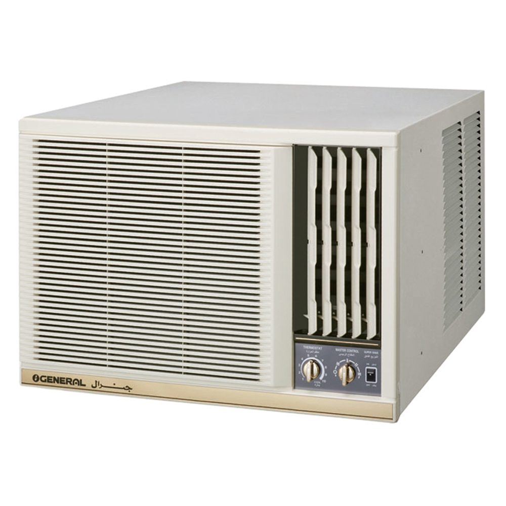 General 1 5 ton window ac axgs 18abth at esquire electronics for 1 ton window ac