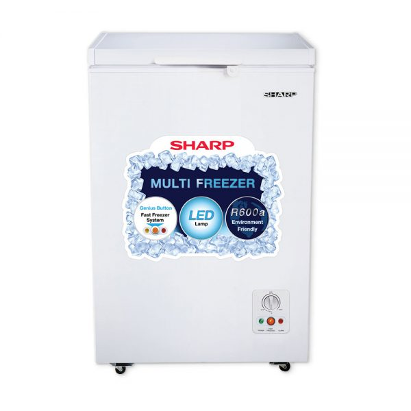 Sharp Freezer SJC-105-WH