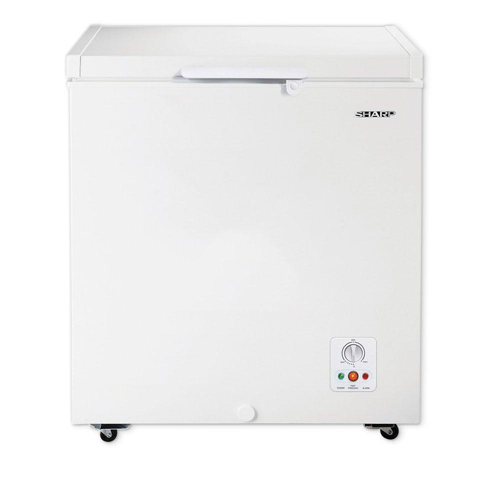 Sharp Freezer SJC-155-WH