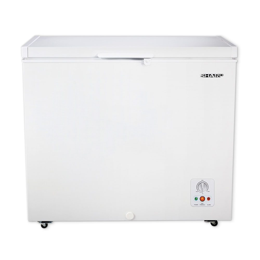 Sharp Freezer SJC-205-WH