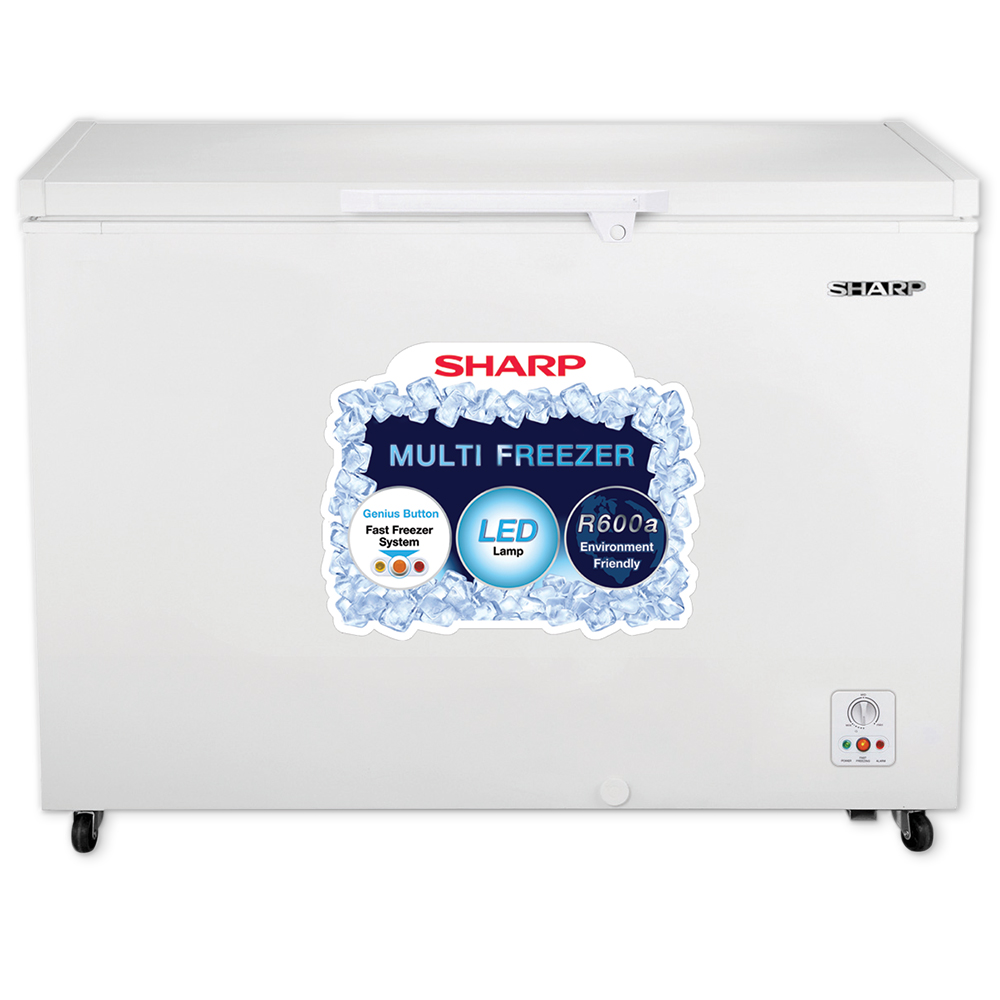 Sharp Freezer Sjc 315 Wh At Best Price In Bangladesh