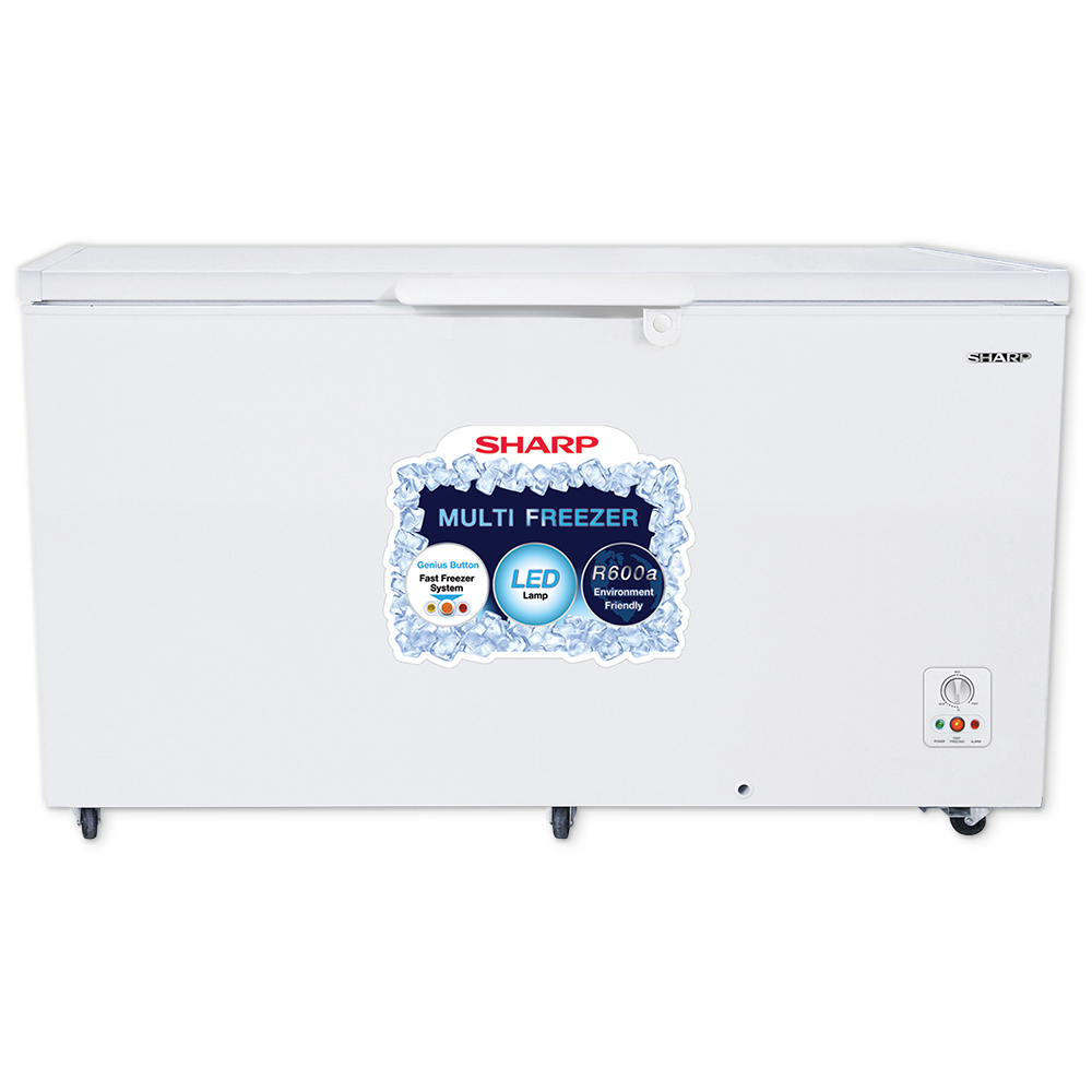 Sharp Freezer Sjc 415 Wh At Best Price In Bangladesh