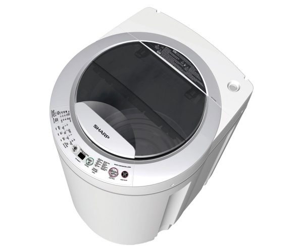 Sharp Full Auto Washing Machine ES-R101FW-H