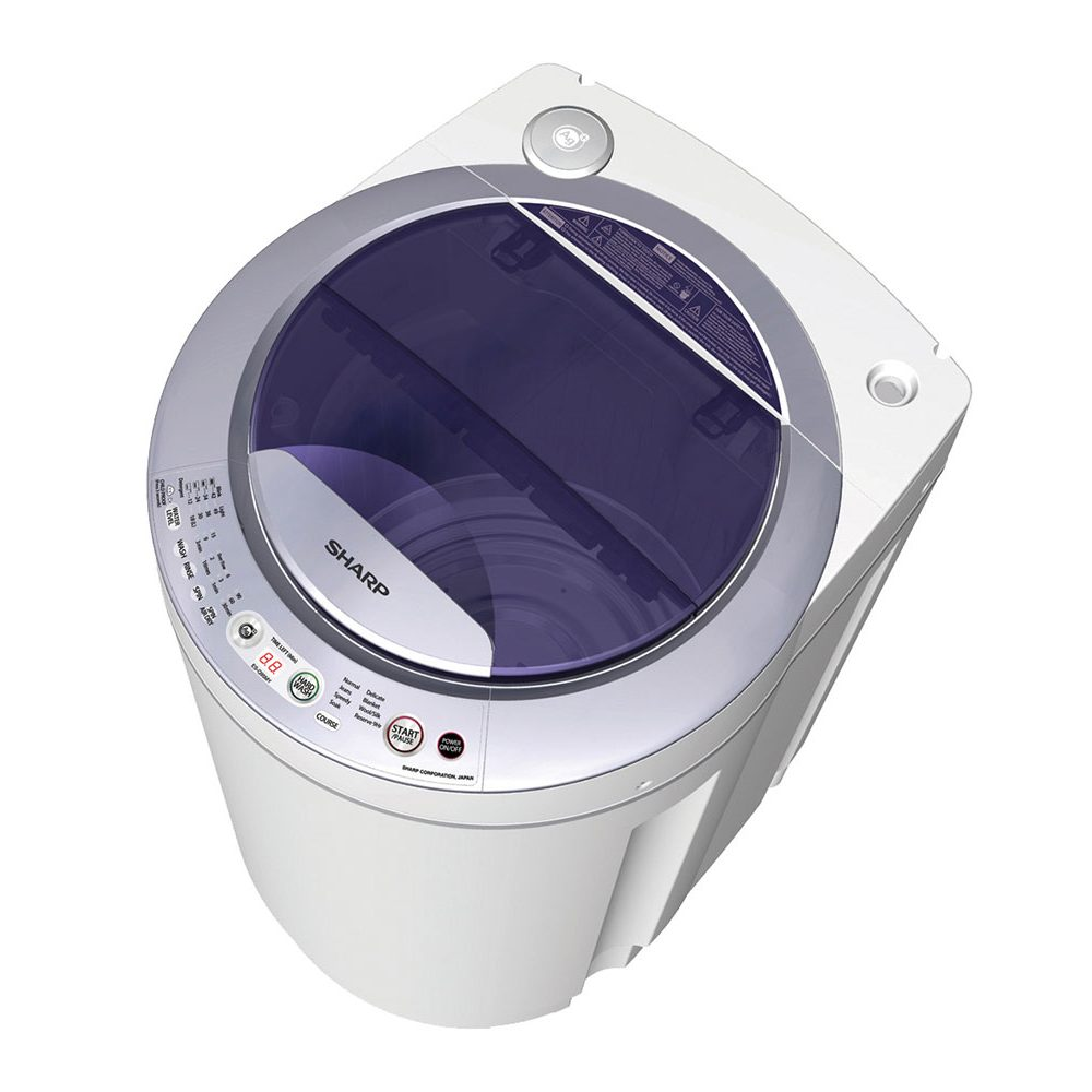 Sharp Full Auto Washing Machine ES-R90GS-A