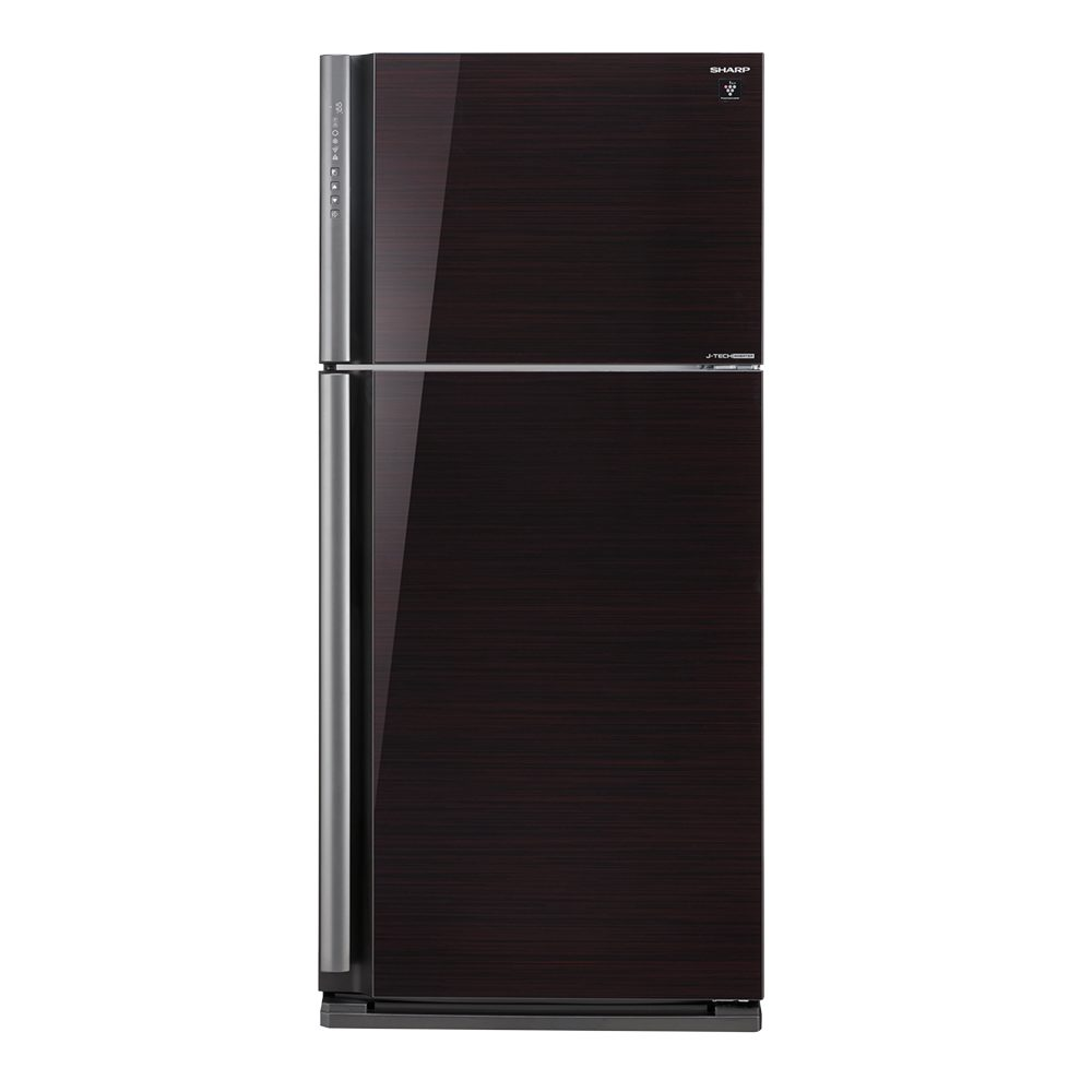 Sharp Inverter Refrigerator Sj Ex761p Bk At Esquire