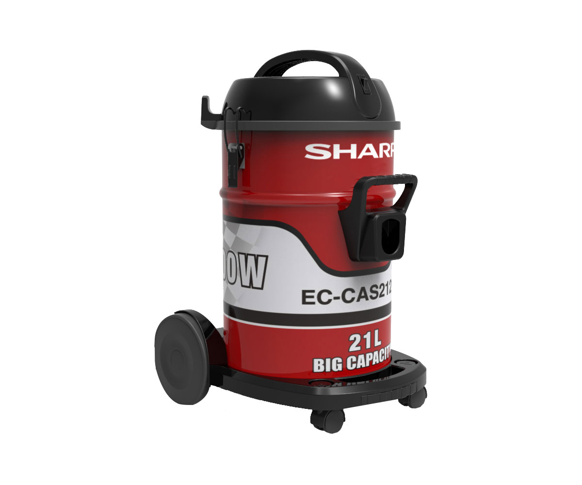 Sharp Vacuum Cleaner Ec Ca2121 Z At Esquire Electronics Ltd