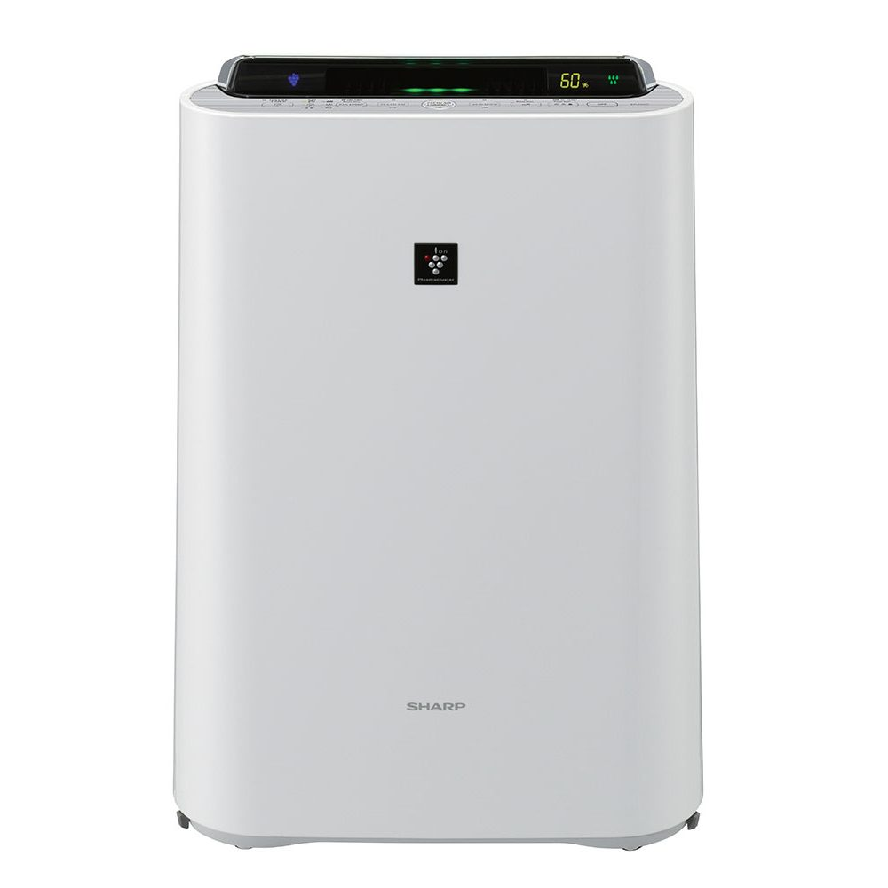 Sharp Air Purifier With Humidifier Kc D40e W Available At