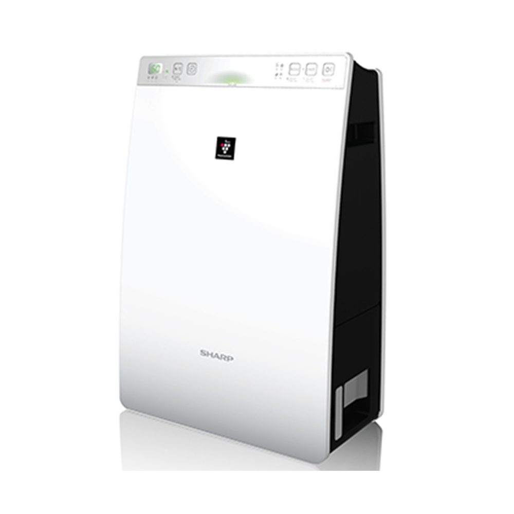 Sharp Air Purifier With Humidifier Kc F30e W Available At