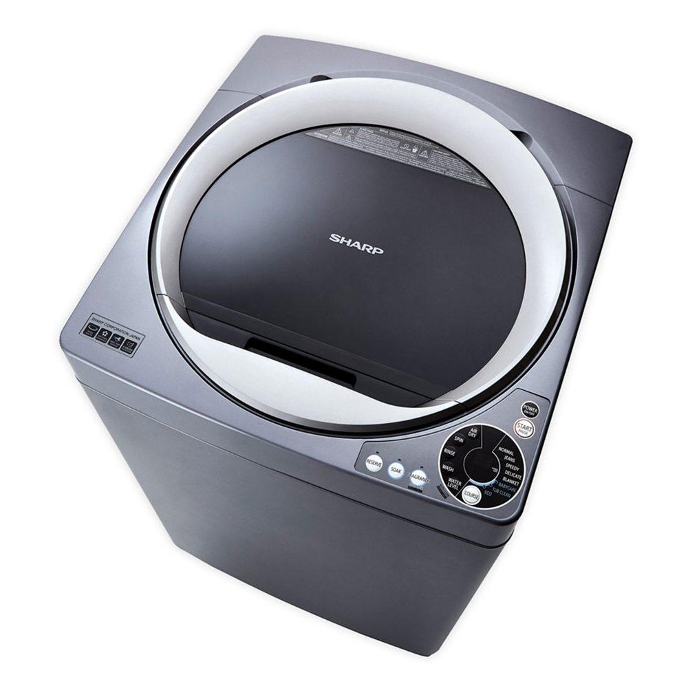 Sharp Full Auto Washing Machine ES-S105DS-S