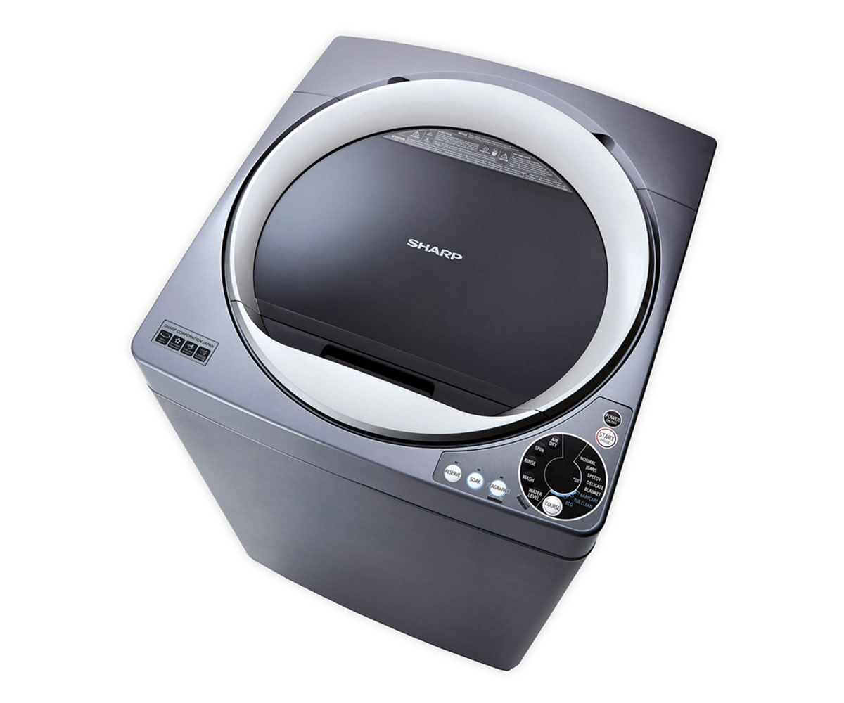 Sharp Full Auto Washing Machine Es S105ds S Esquire