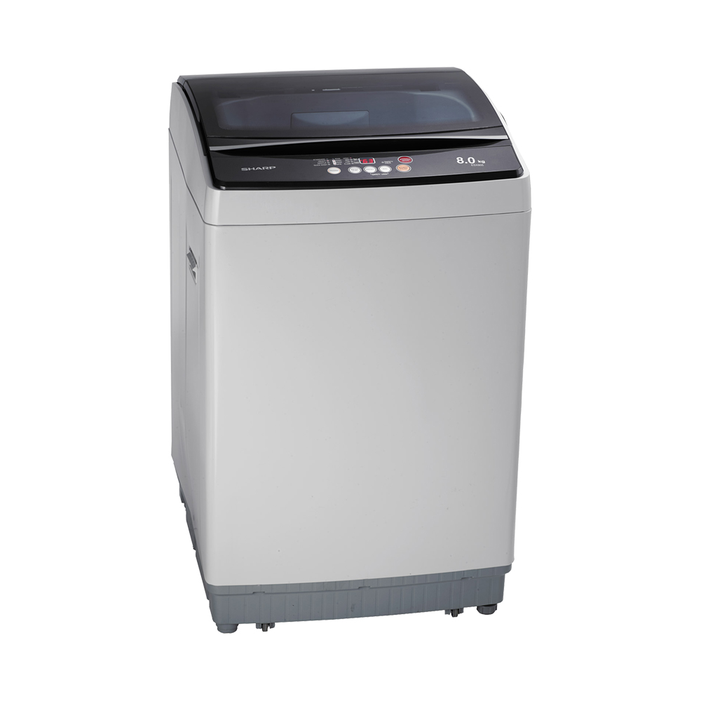 Sharp Full Auto Washing Machine Esx805 At Esquire Electronics