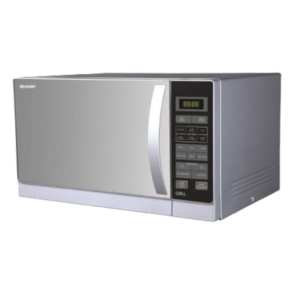 Sharp Grill Microwave Oven R 72a1 Sm V