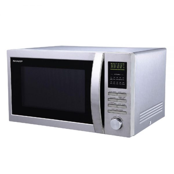 Sharp Double Grill Convection Microwave Oven R-84A0-ST-V