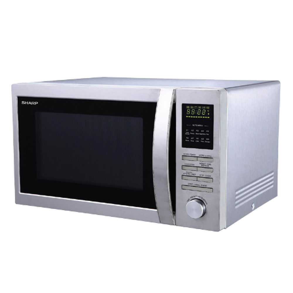 Sharp Double Grill Convection Microwave Oven R 84a0 St V