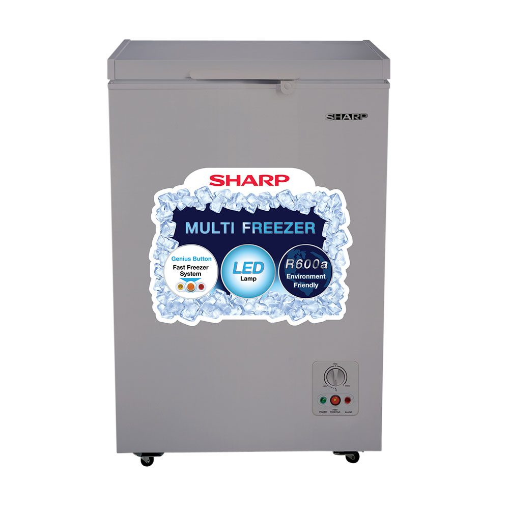 Sharp Freezer SJC-105-GY