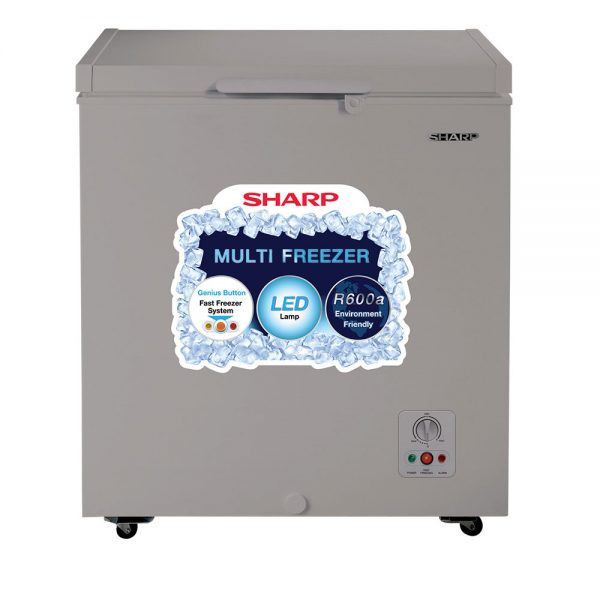 Sharp Freezer SJC-155-GY