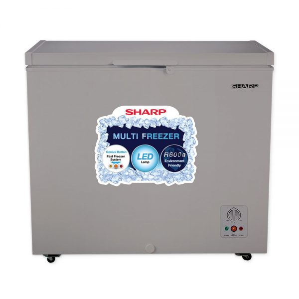 Sharp Freezer SJC-205-GY