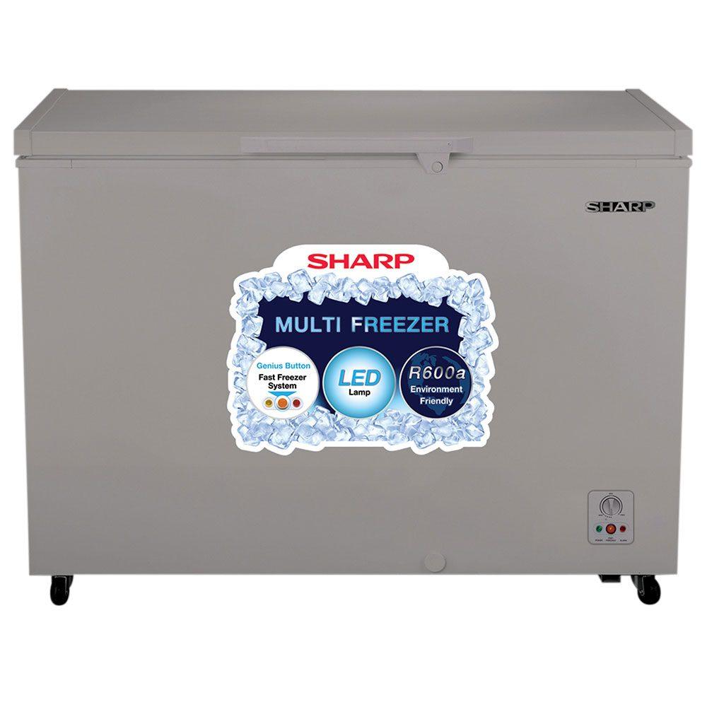 Sharp Freezer SJC-315-GY