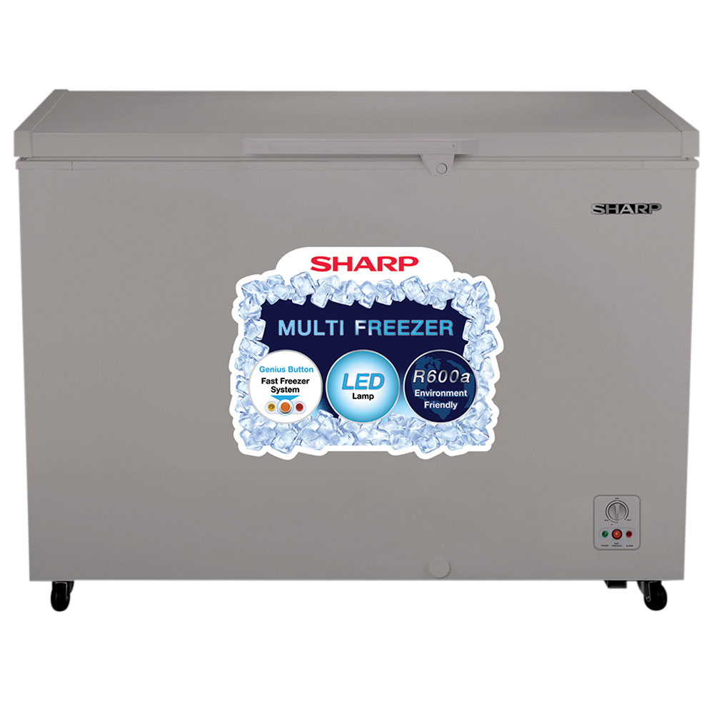 Sharp Freezer Sjc 315 Gy At Best Price In Bangladesh