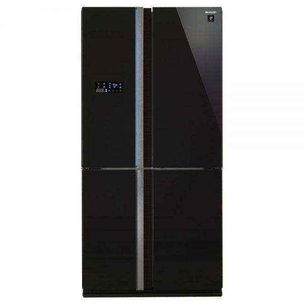 Sharp 4-Door Refrigerator SJ-FS79V-BK