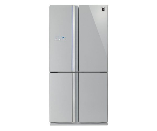 Sharp 4-Door Refrigerator SJ-FS79V-SL