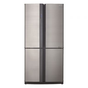 Sharp 4-Door Refrigerator SJ-VX79E-SL