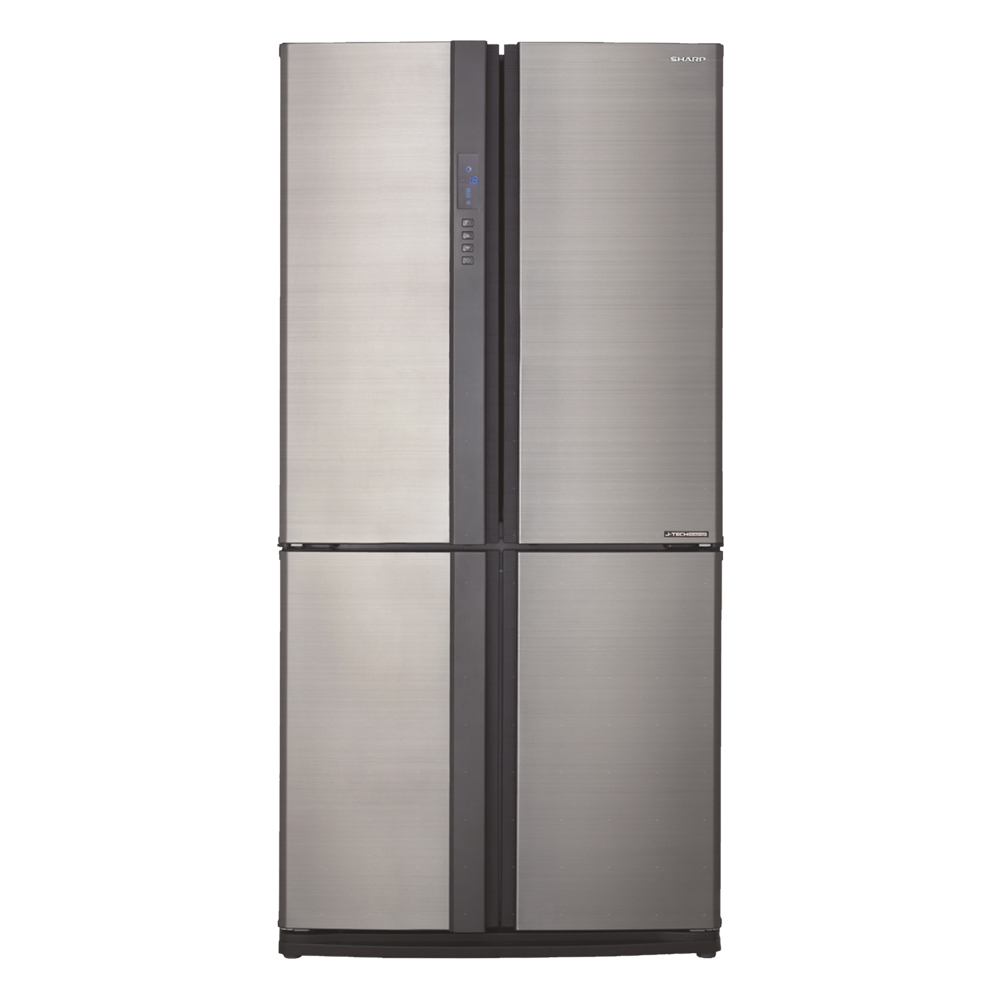 Sharp 4 Door Refrigerator Sj Vx79e Sl At Esquire
