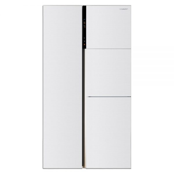 Sharp Side-by-side Refrigerator SJ-X902G-WH