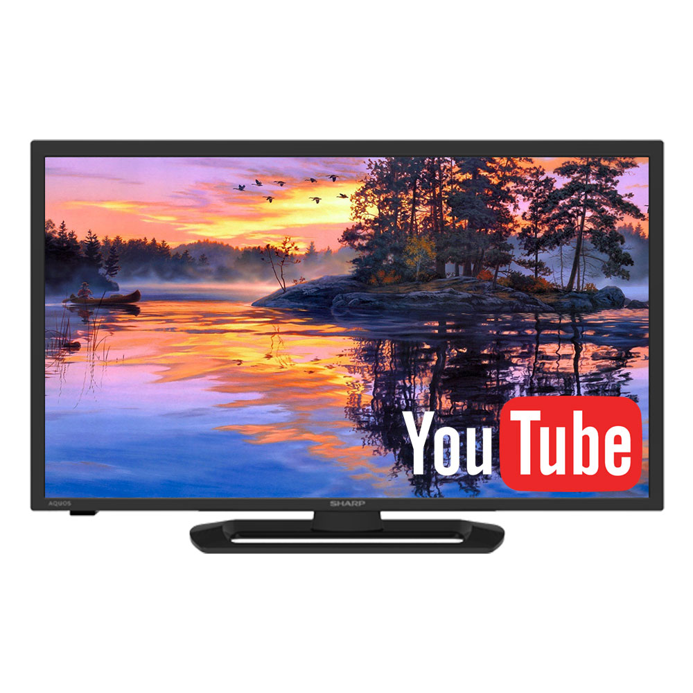 Sharp 32 Quot Smart Led Tv Lc 32le375x At Esquire Electronics Ltd