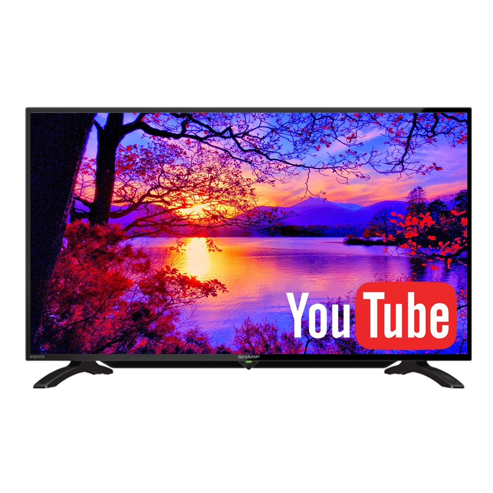 Sharp 40 Quot Smart Led Tv Lc 40le380x At Esquire Electronics Ltd