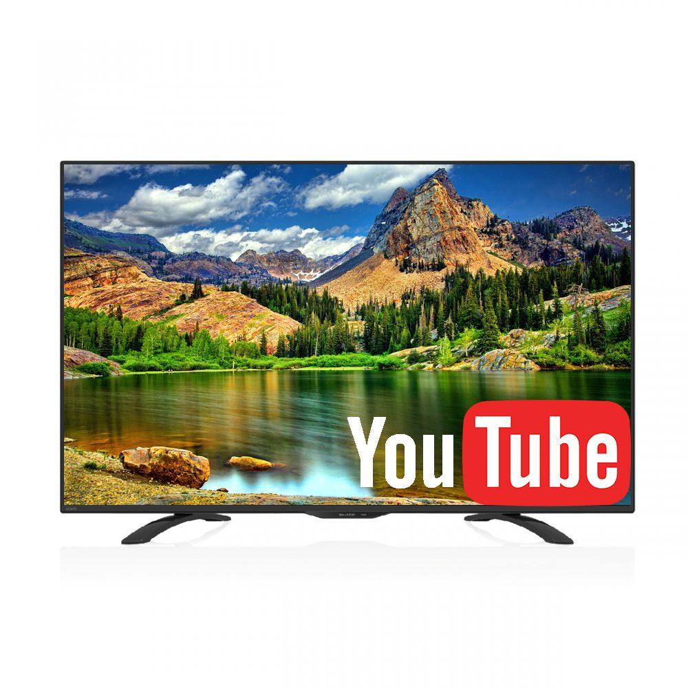 "Sharp 45"" Smart LED TV LC-45LE380X"