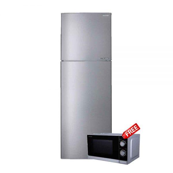 sharp-refrigerator-sj-ex285-sl-tbo2019