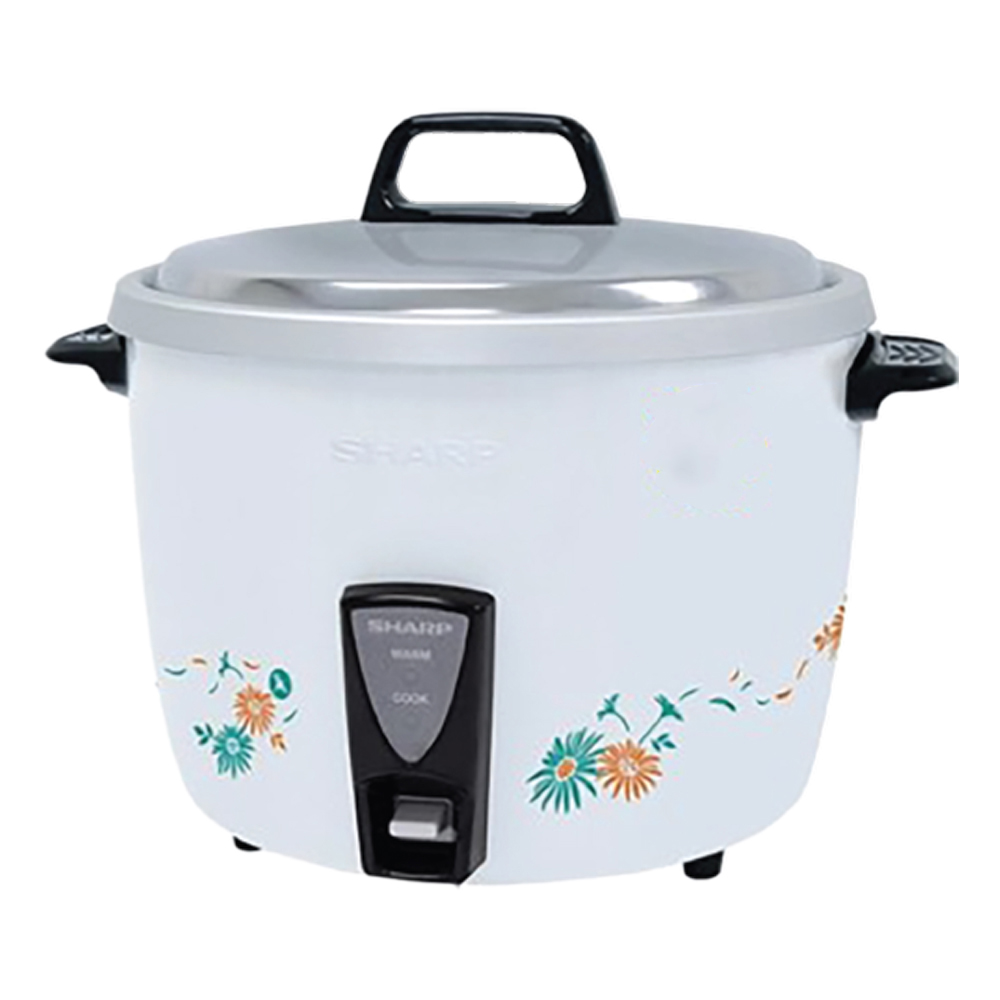 Sharp Rice Cooker Ksh D40 Gy At Esquire Electronics Ltd