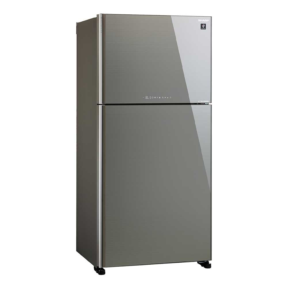 Sharp Refrigerator Sj Ex675p Sl At Esquire Electronics Ltd