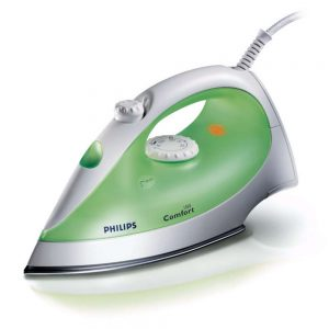 Philips Steam Iron GC1010 is available at Esquire Electronics Ltd