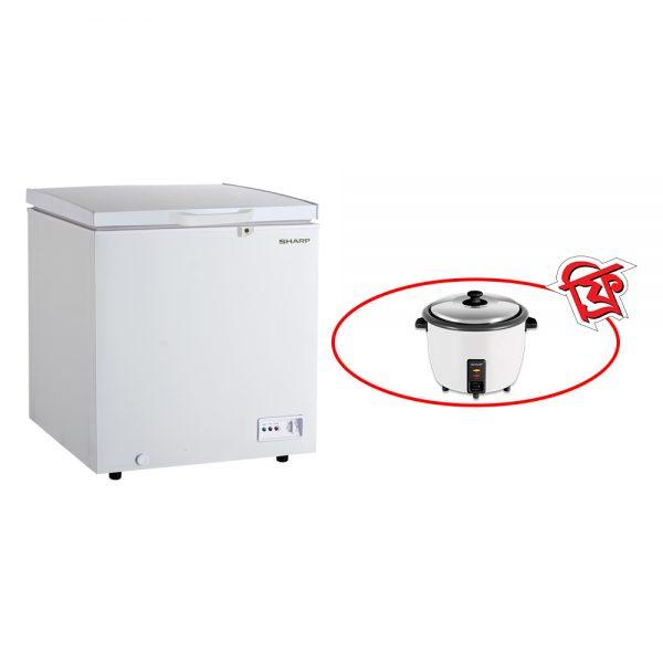 sharp-chest-freezer-sjc-168-wh-ditf2020