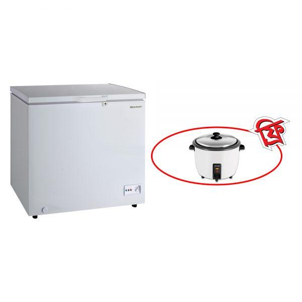 sharp-chest-freezer-sjc-218-wh-ditf2020
