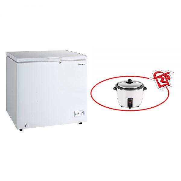 sharp-chest-freezer-sjc-318-wh-ditf2020