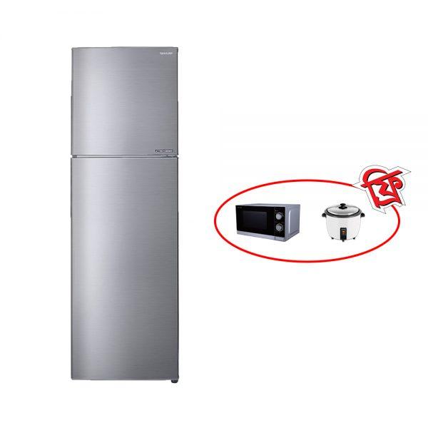 sharp-inverter-refrigerator-sj-ex345e-sl-ditf2020
