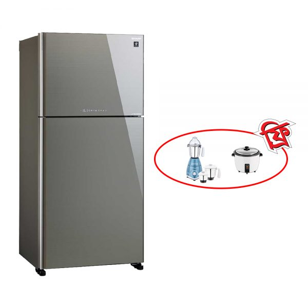 sharp-inverter-refrigerator-sj-ex645p-sl-ditf2020