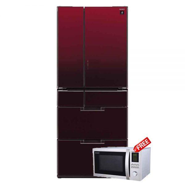 sharp-refrigerator-sj-gf60a-ditf2019