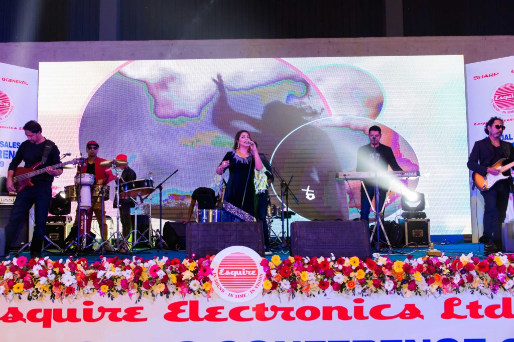Performance By Kona at Esquire Electronics Annual Sales Conference 2019