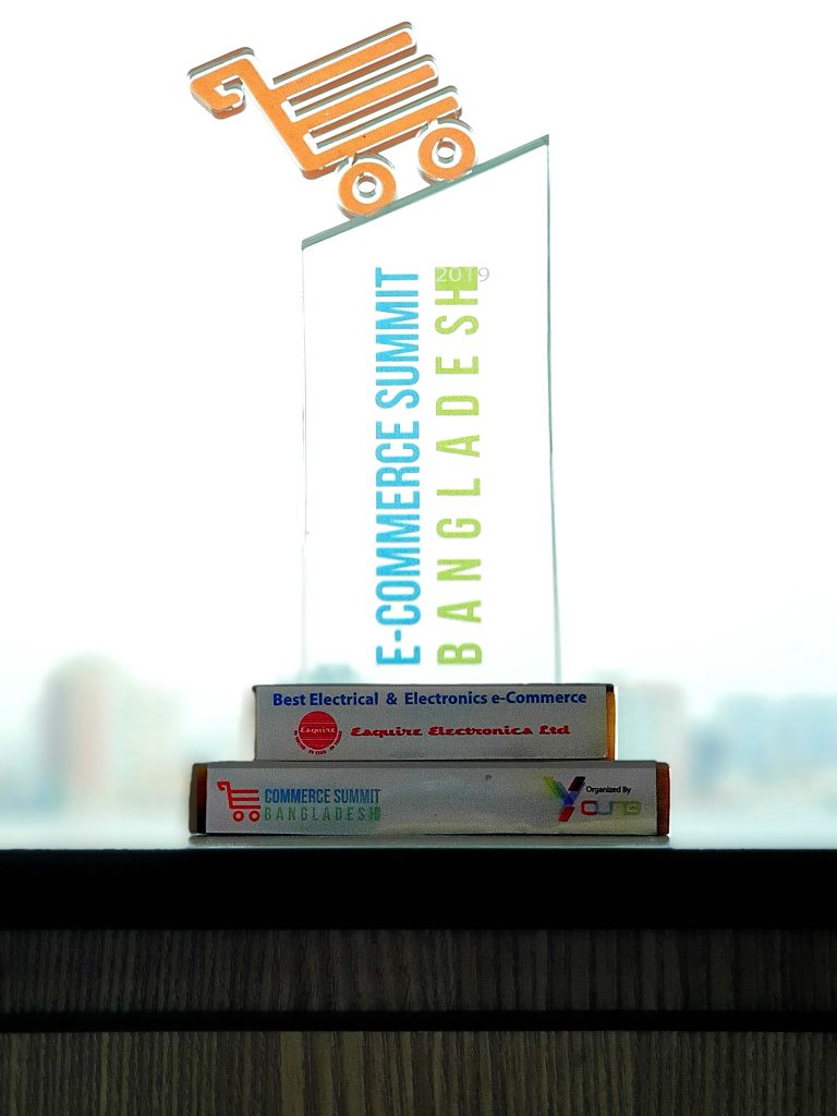 Esquire Electronics Ltd. Wins Best Electrical and Electronics E-commerce Website Award