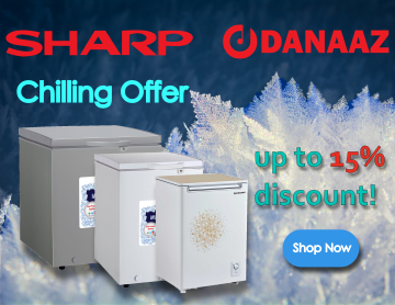 Esquire Electronics Chest Freezer Offer Sharp Danaaz